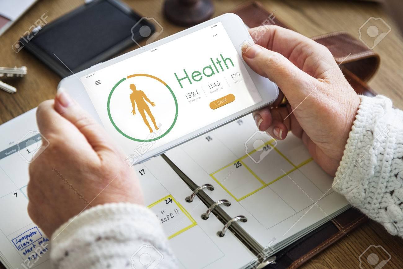 Health Illness Treatment Vitality Wellness Nutrition Concept - 76401239