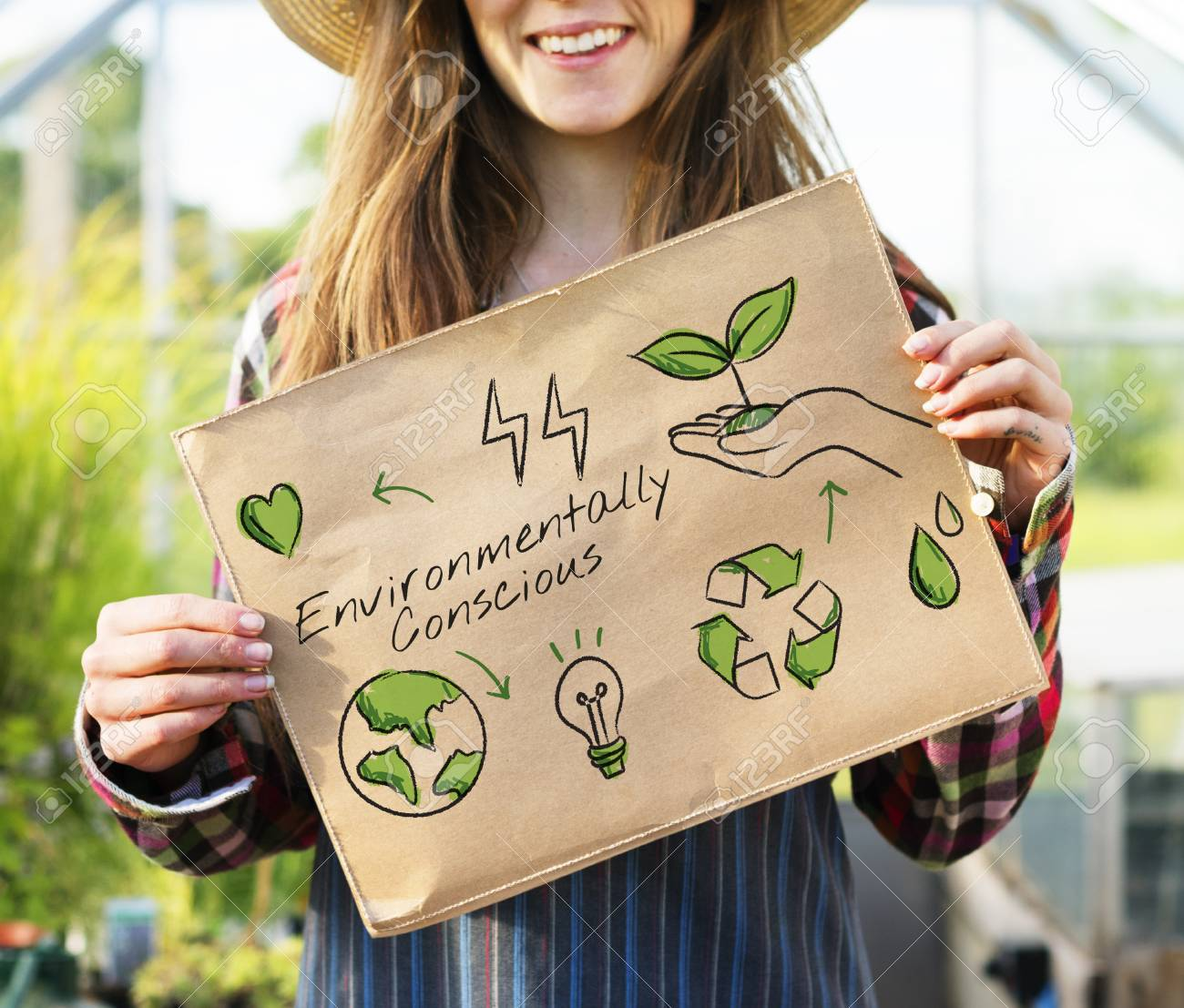 Farmer Woman Holding Go Green Banner Stock Photo  Picture And likewise  also  also  besides Farmer Woman Holding Go Green Banner Stock Photo  Picture And furthermore  together with  additionally  in addition  in addition  as well . on 4200x3579