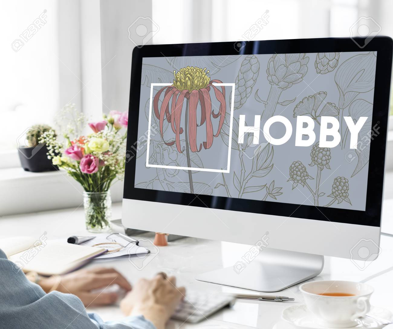 Design Creation Leisure Hobby Ideas Objective Stock Photo - 78476496