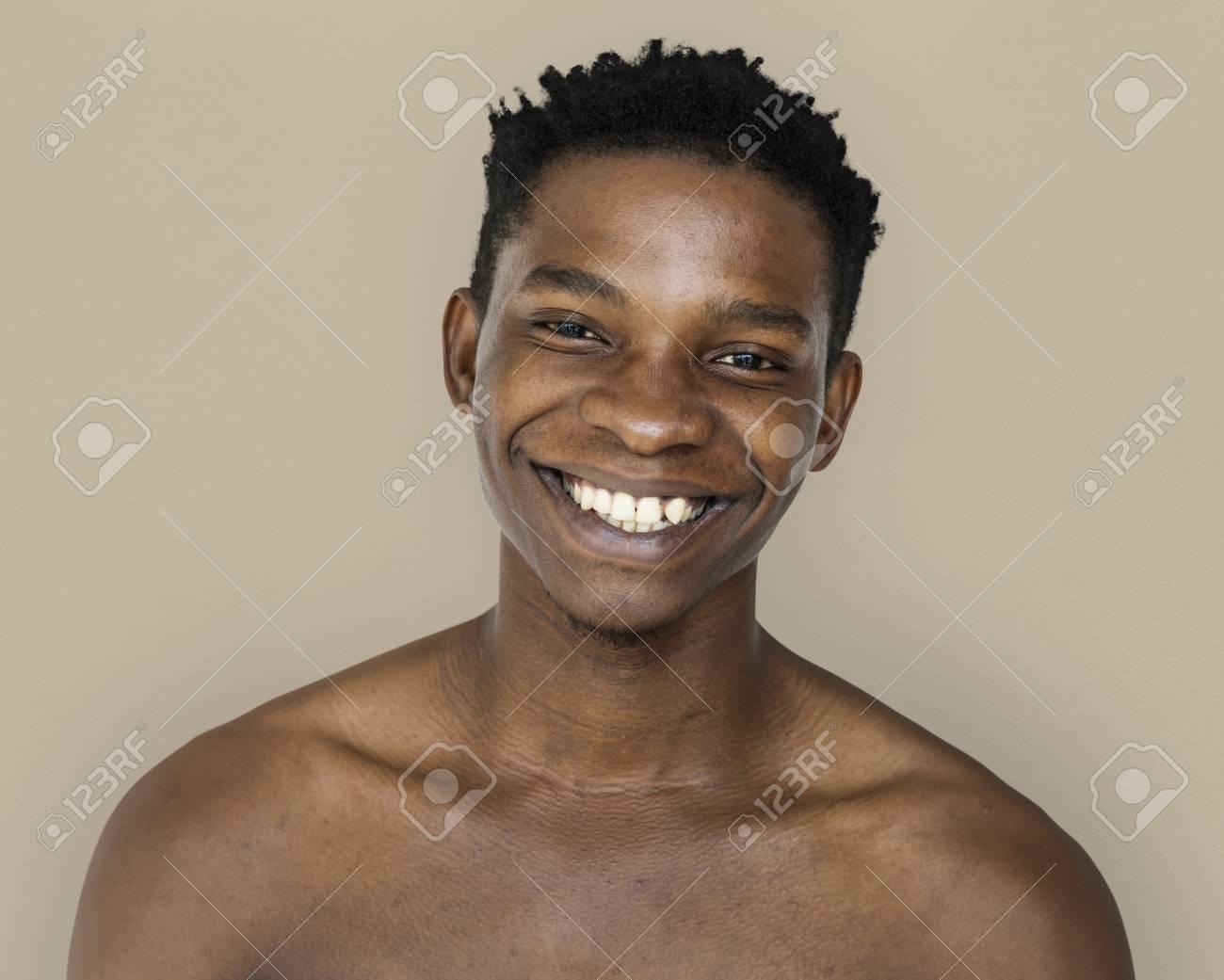 Africano nudo pic