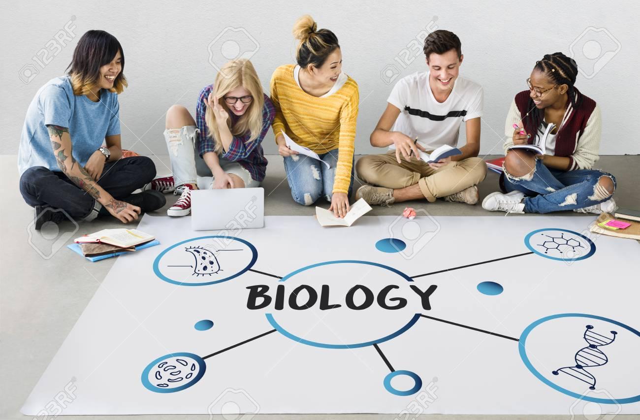 Biología Cromosoma Estructura Molecular Investigación De Laboratorio