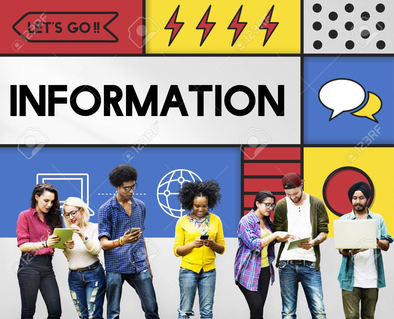 Data Information Share Knowledge Concept - 82021276