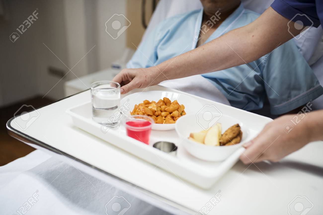 Hospital food for patients - 89595804