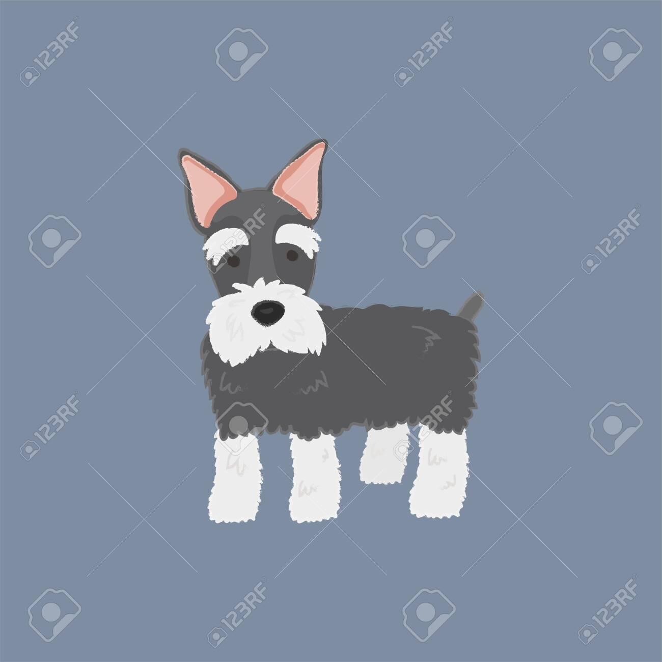 Illustration of a dog - 115541222