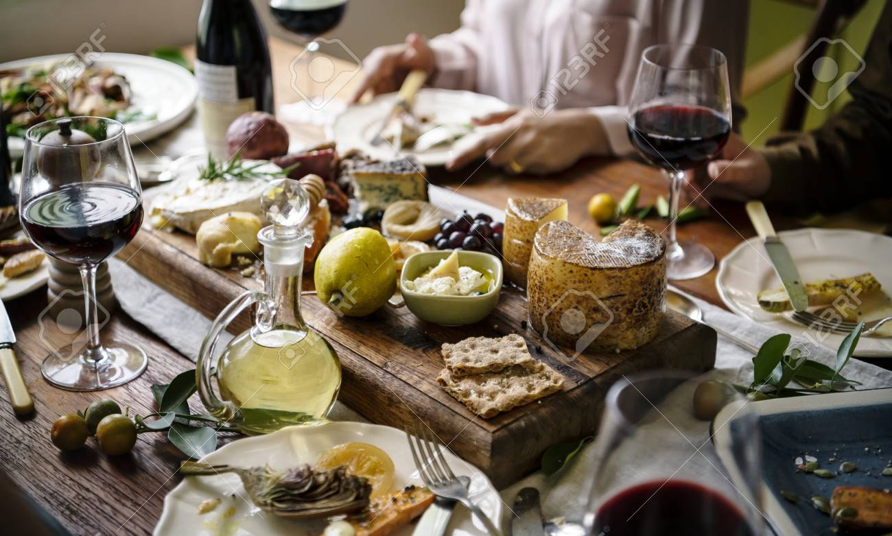 People Enjoying A Cheese Platter Food Photography Recipe Idea Stock Photo Picture And Royalty Free Image Image 110599884