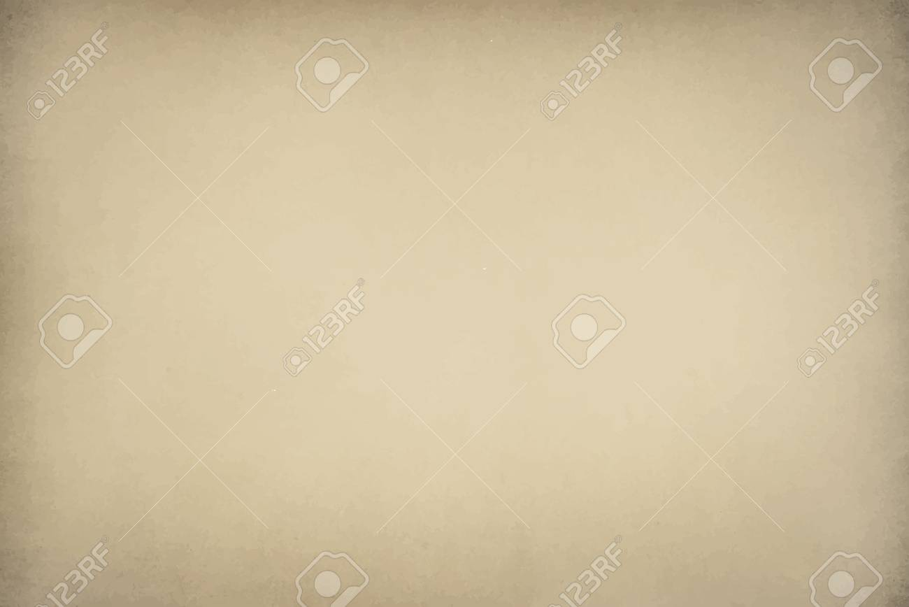 Vintage textured paper background vector - 125239649