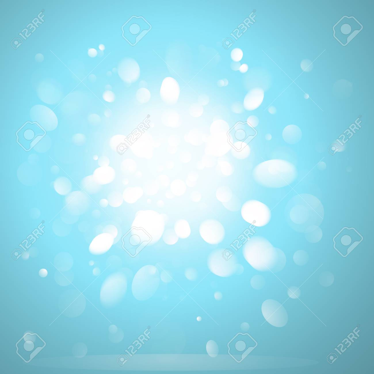 Blurred glowing background effect vector - 125239665