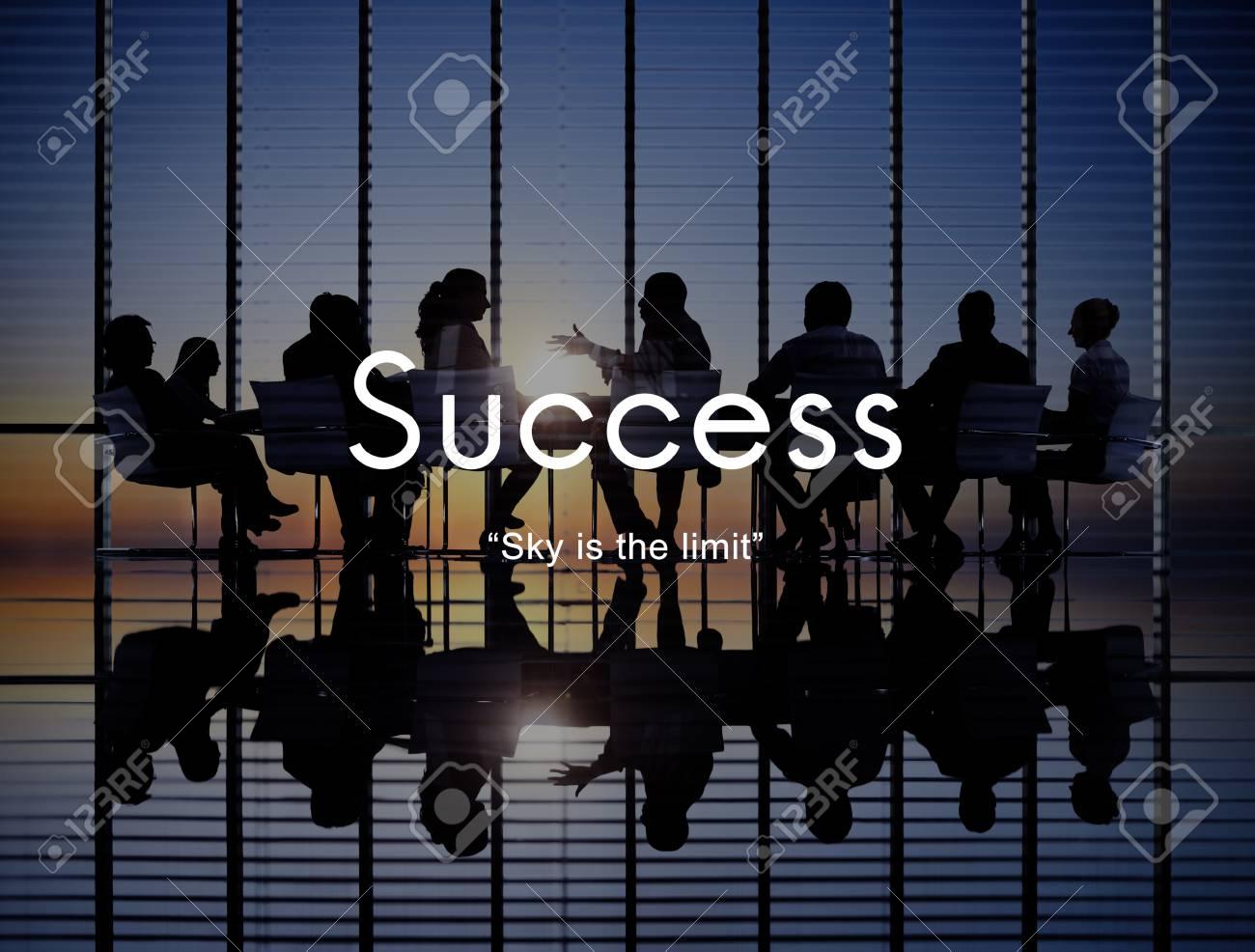 Success Improvement Development Achievement Accomplishment Concept - 120204251