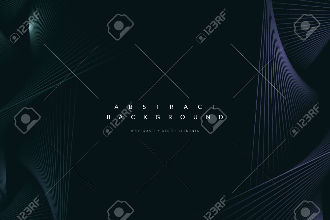 Abstract geometric patterned background vector - 123420042