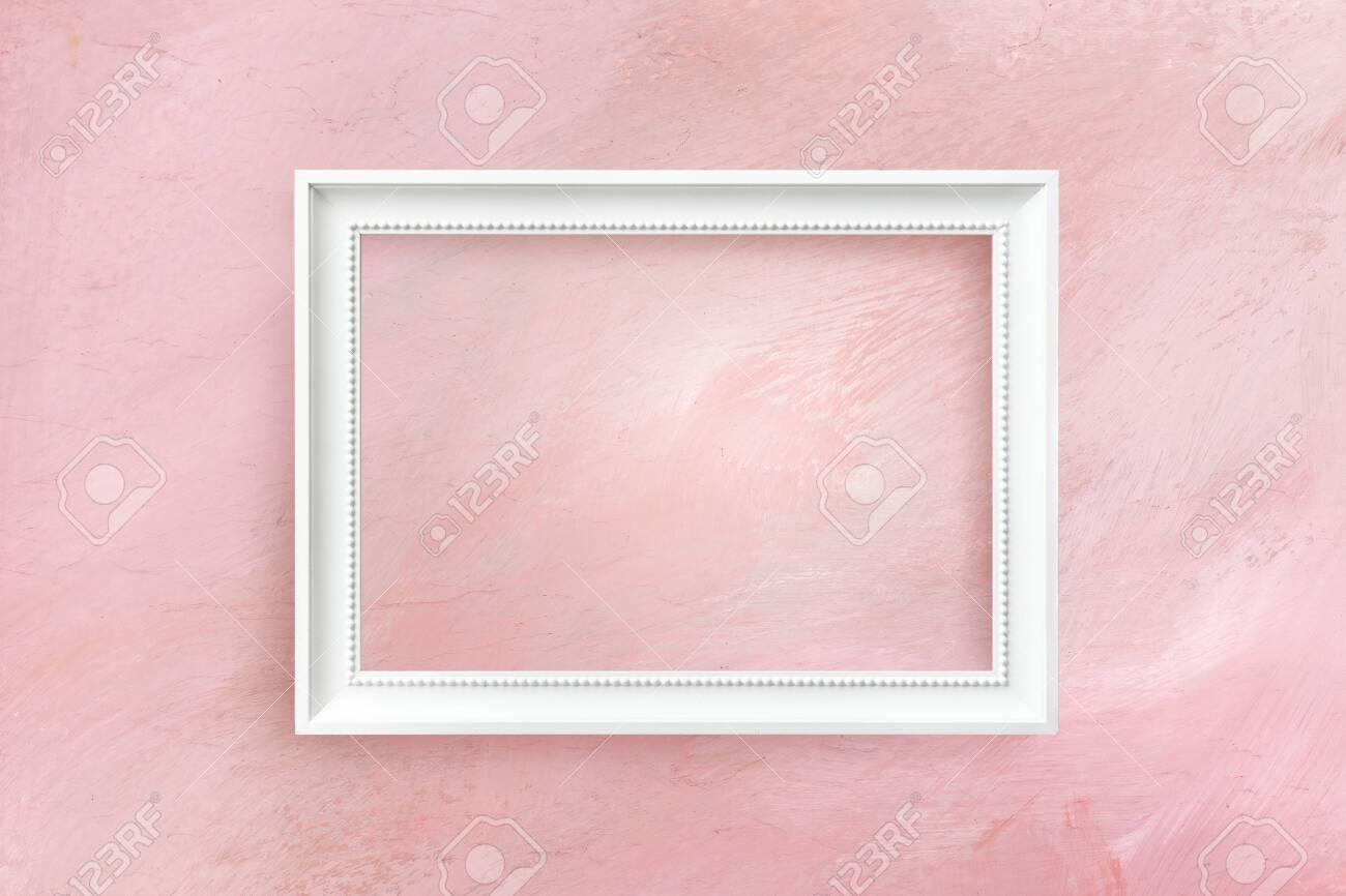 Minimal blank frame mockup design - 122425355