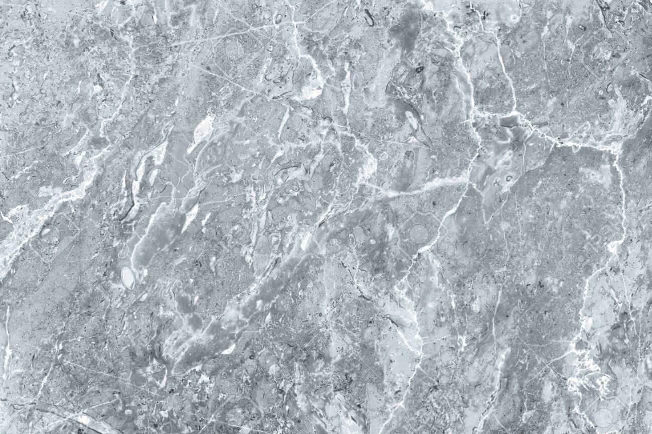 Gray marble textured background design - 124724546