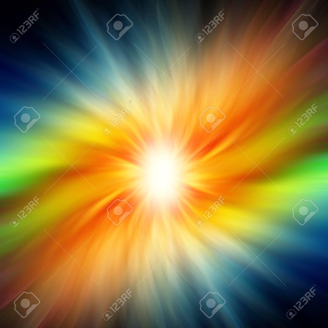 Abstract light Stock Photo - 6554700