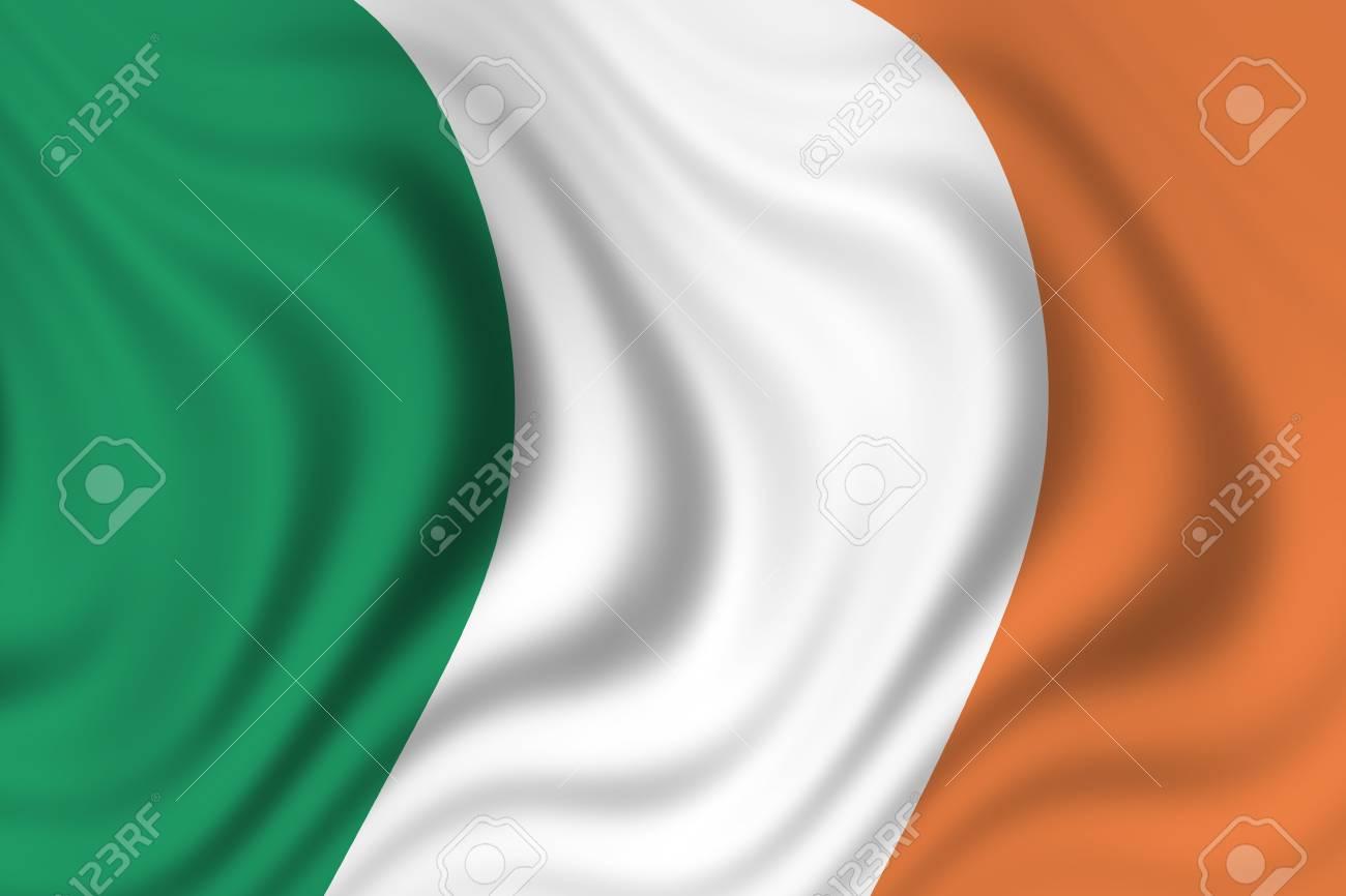 flag of ireland Stock Photo - 8895572