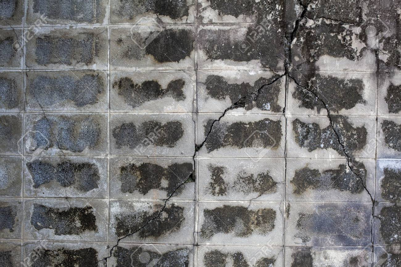 foto de archivo bloques de cemento detalle de detalle de un muro de bloques de brisa gris