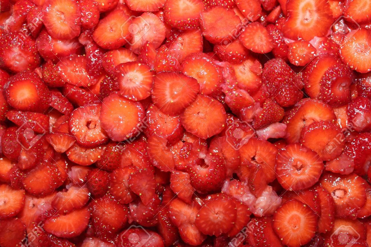 fraises est largement appréciée pour son arôme caractéristique, la
