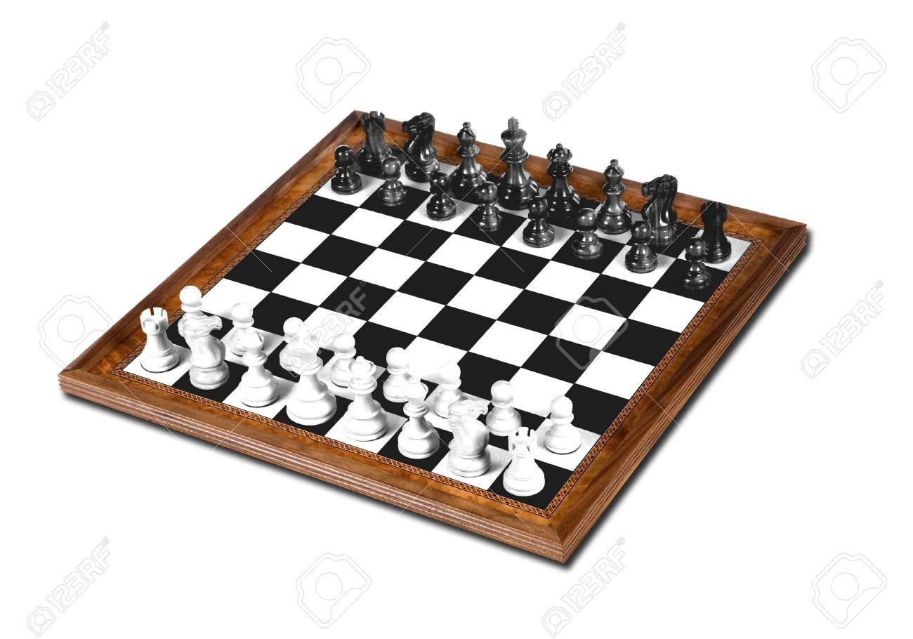 Chess board Stock Photo - 7333721