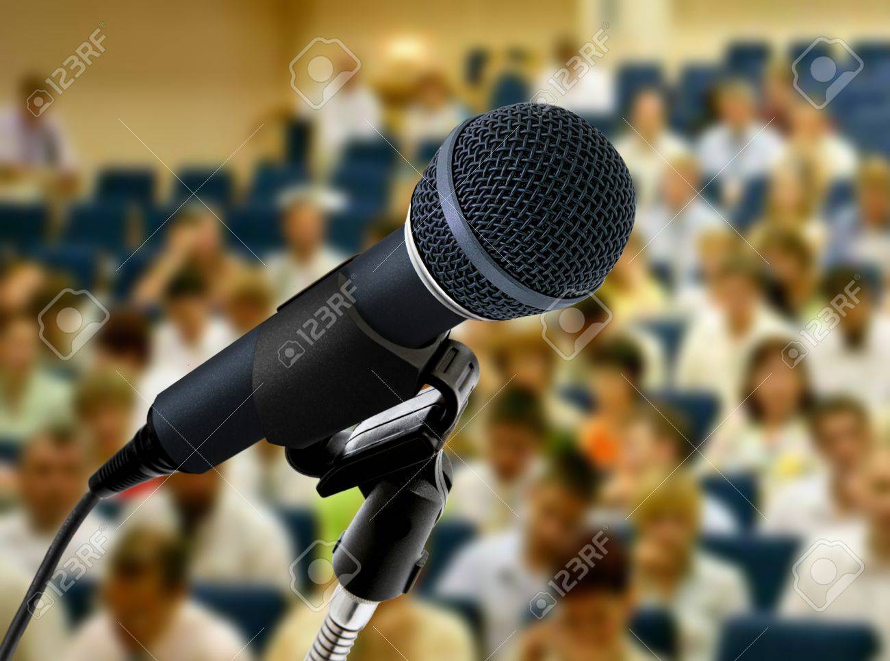 Lecture hall Stock Photo - 9059713