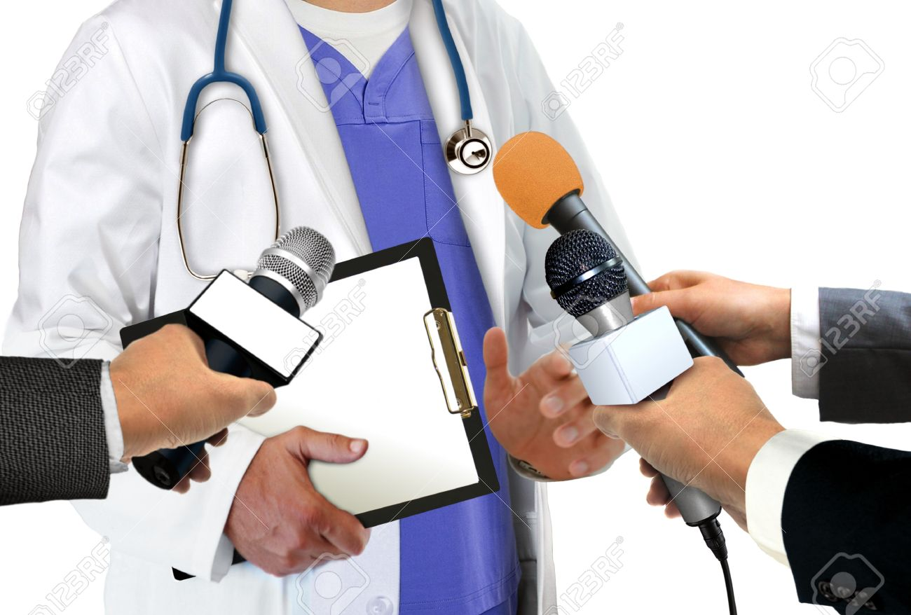 press interview doctor stock photo picture and royalty press interview doctor stock photo 30198376