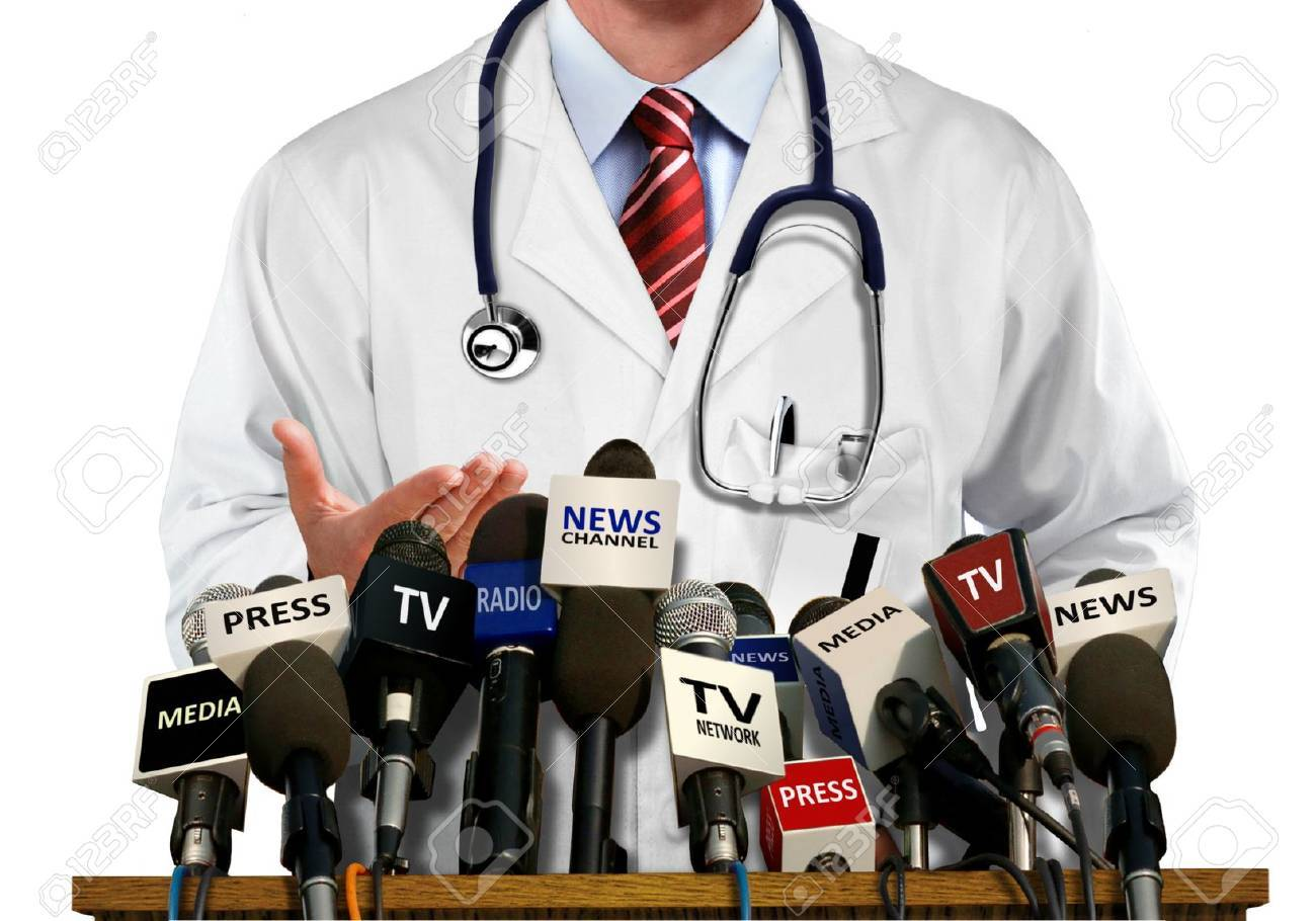 Doctor Press and Media Conference - 32566684