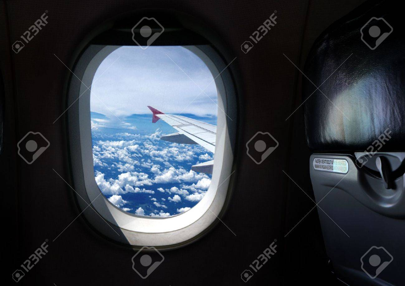Pleasant Airplane Window Seat With View Cjindustries Chair Design For Home Cjindustriesco