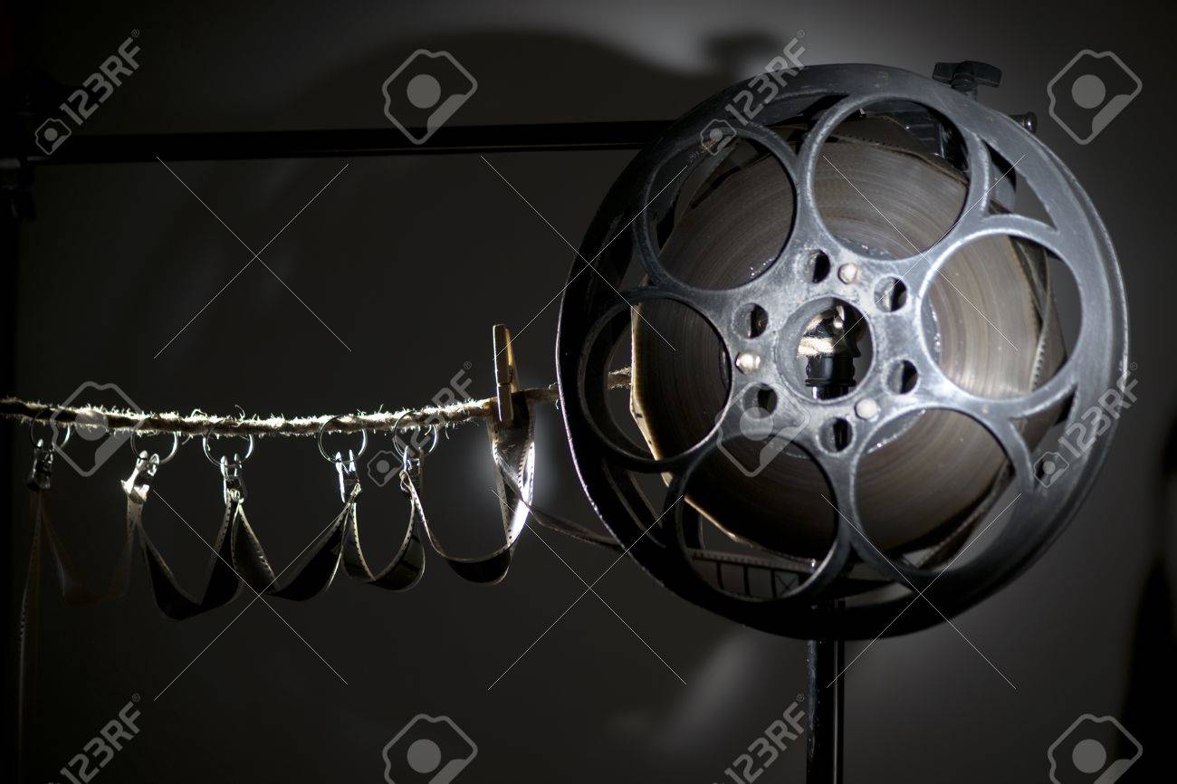 Cinema Stock Photo - 12668297