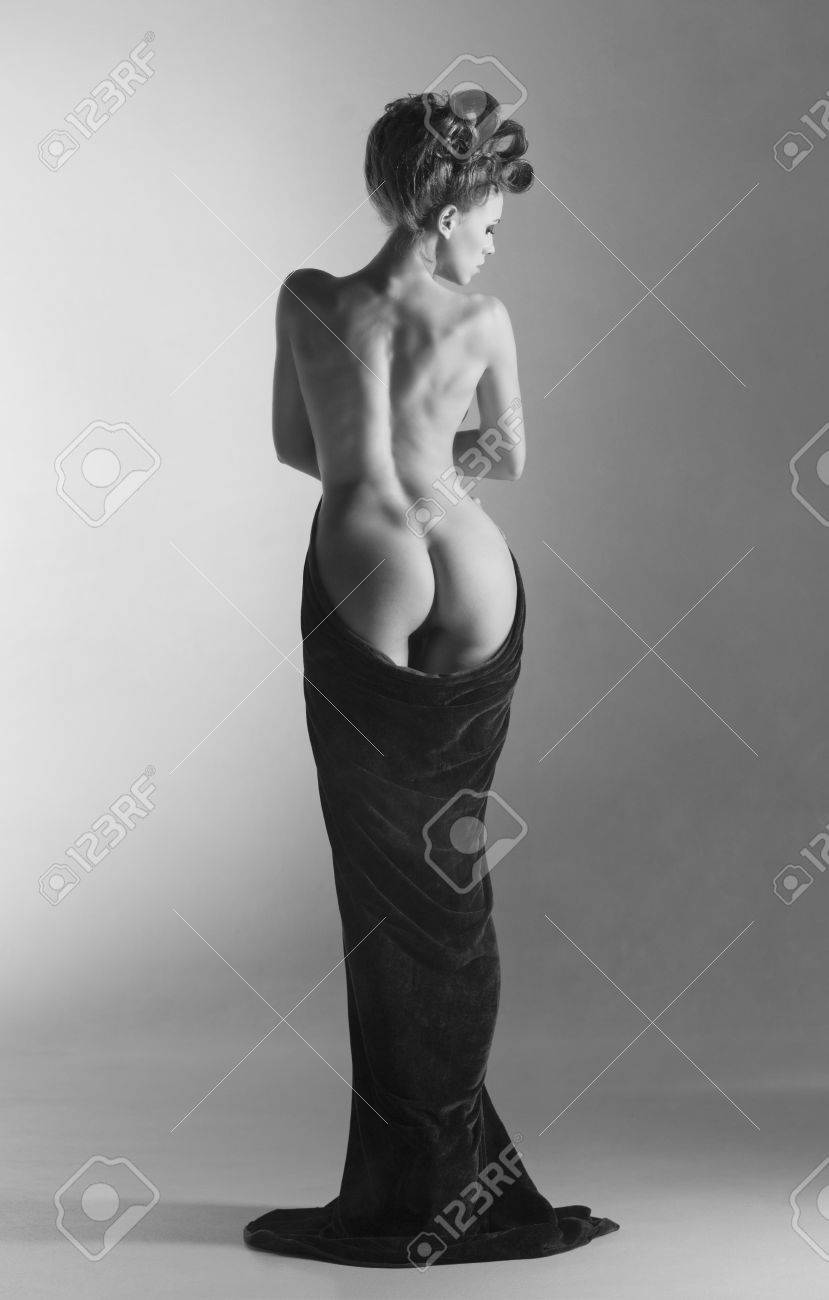 Beautiful body of the young girl Stock Photo - 16686284