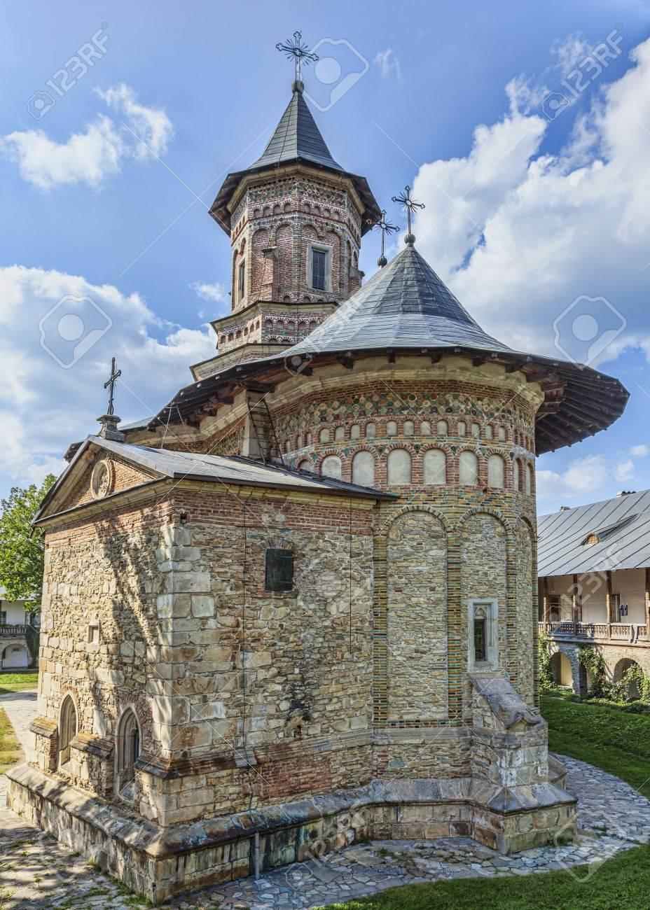 ネアムツ修道院、モルダヴィア、...