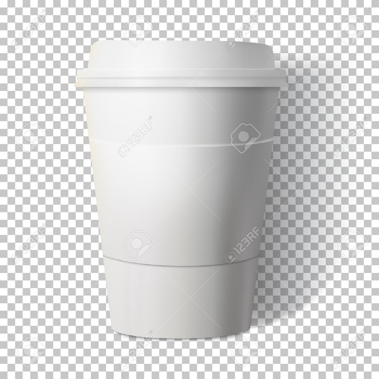 Coffee cup transparent - Illustration Of A Coffee Cup Isolated On Transparent Background Stock Vector 52310541