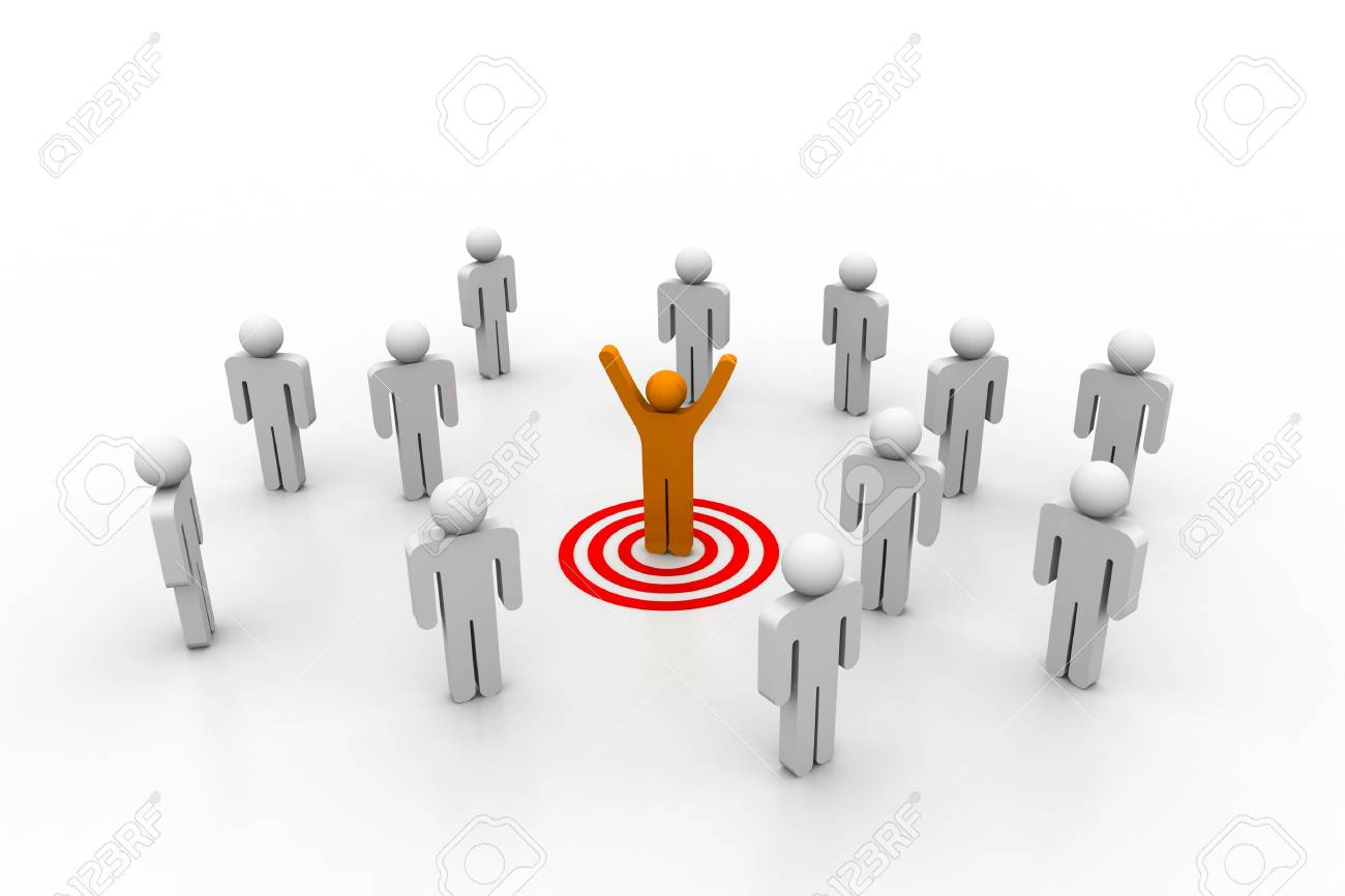 team leader target stock photo picture and royalty image stock photo team leader target