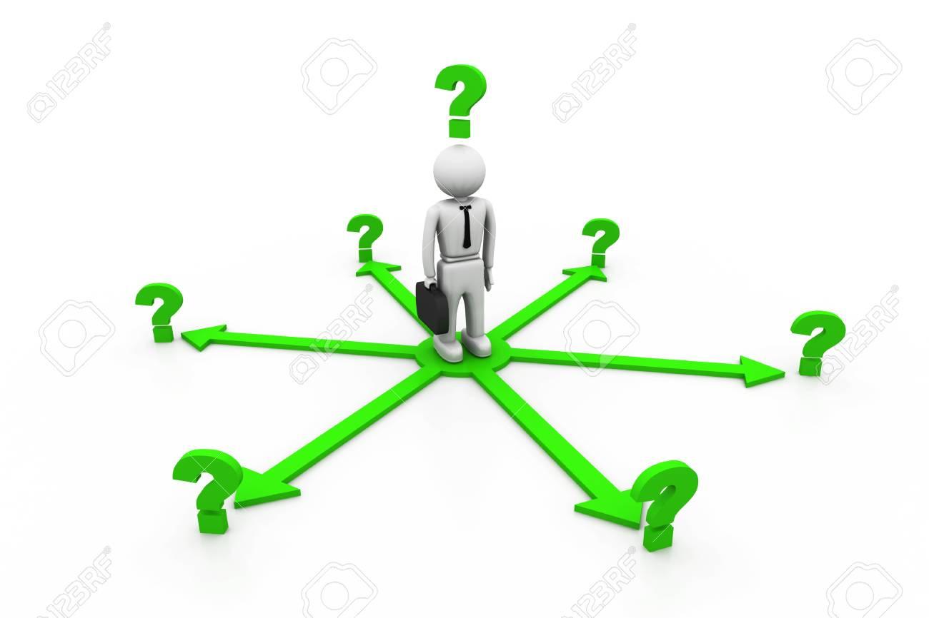 Choices Dilemma Stock Photo - 8959053