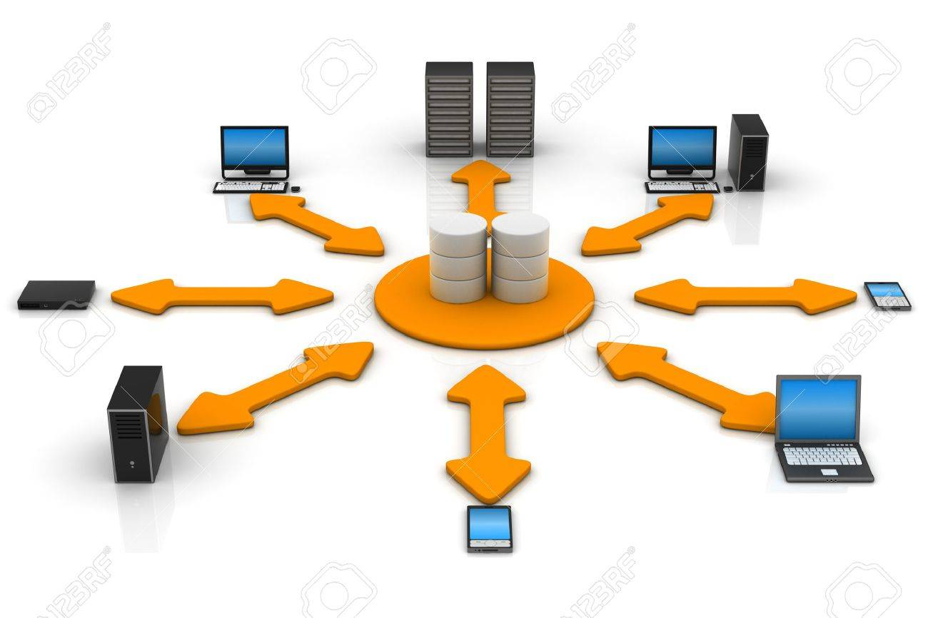 Network Database Stock Photo, Picture And Royalty Free Image ...