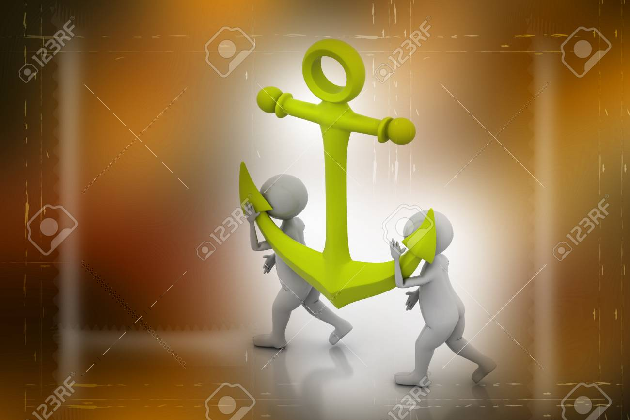 anchor Stock Photo - 9597630