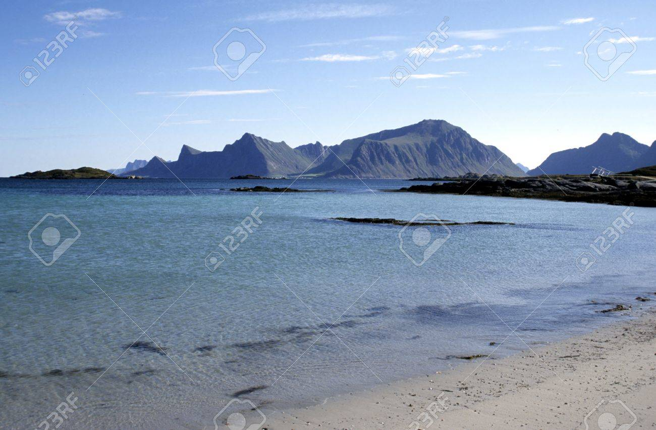 Lofoten islands Stock Photo - 8999367