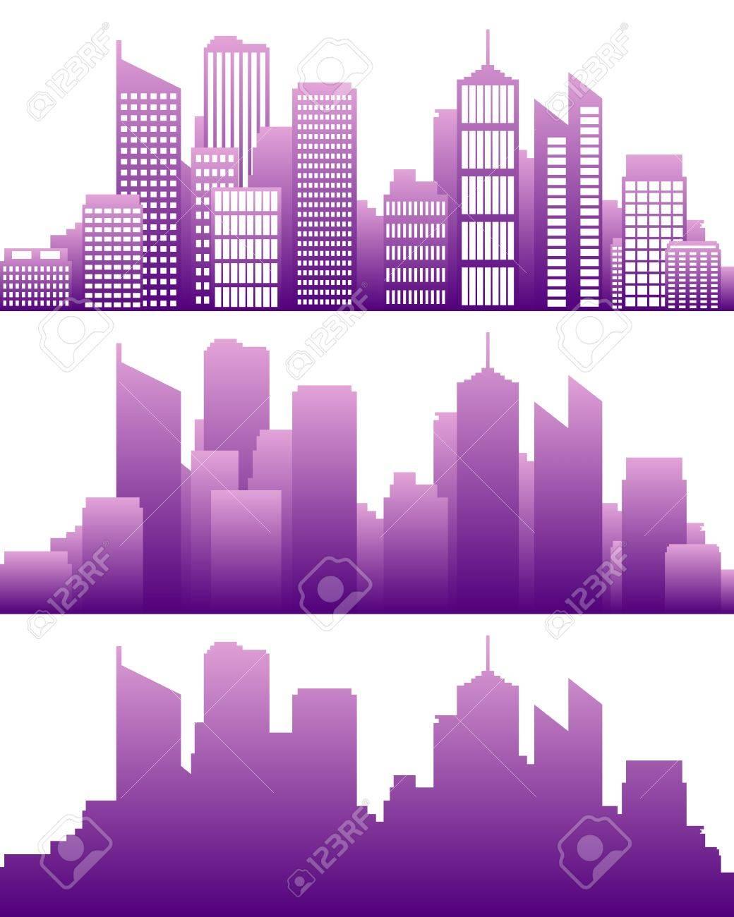City skyline - 13066892