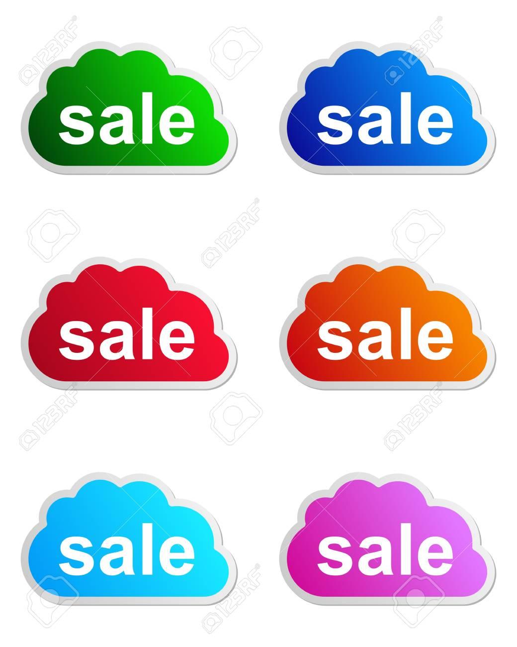 Sale label Stock Vector - 13573235