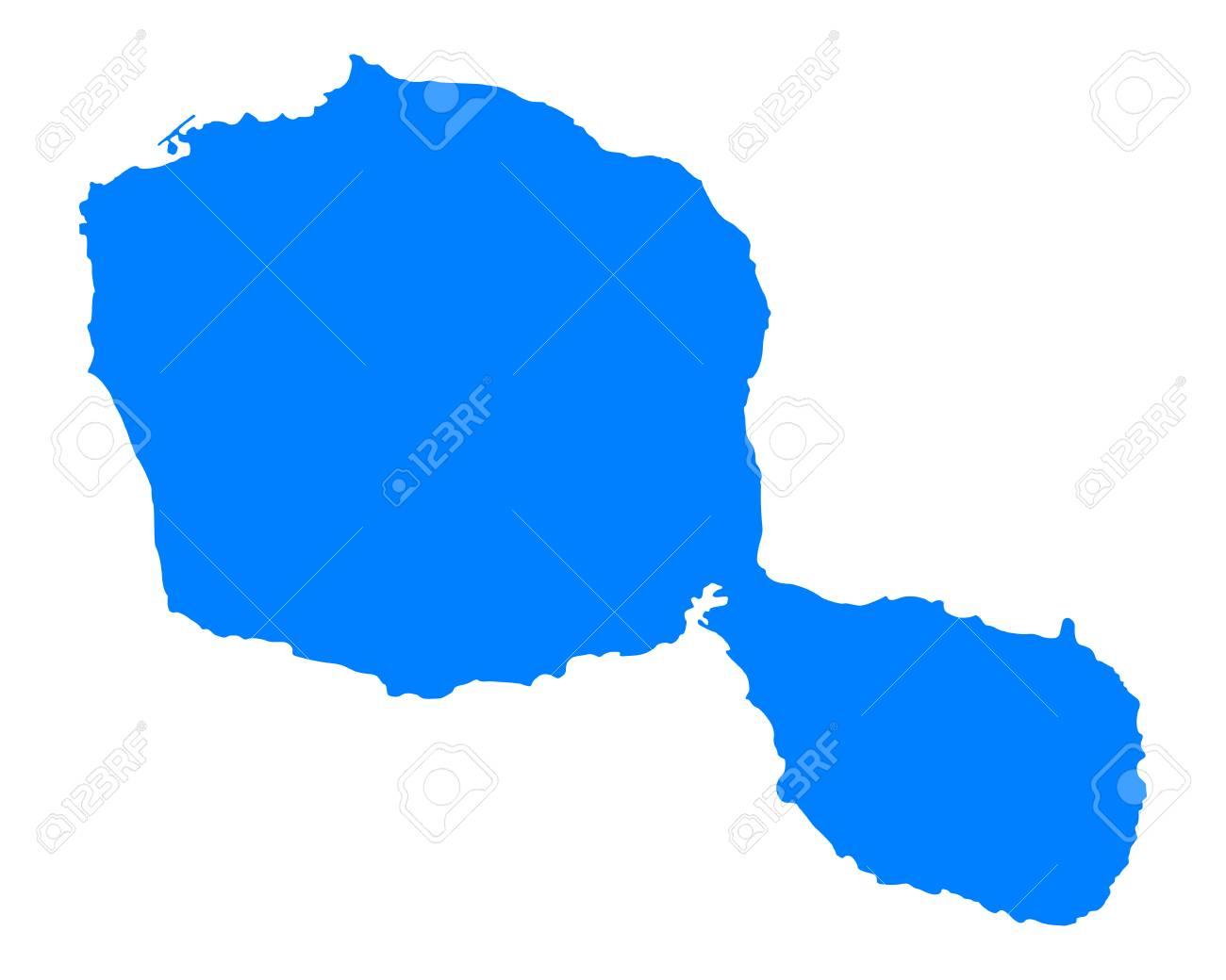 地図 タヒチ