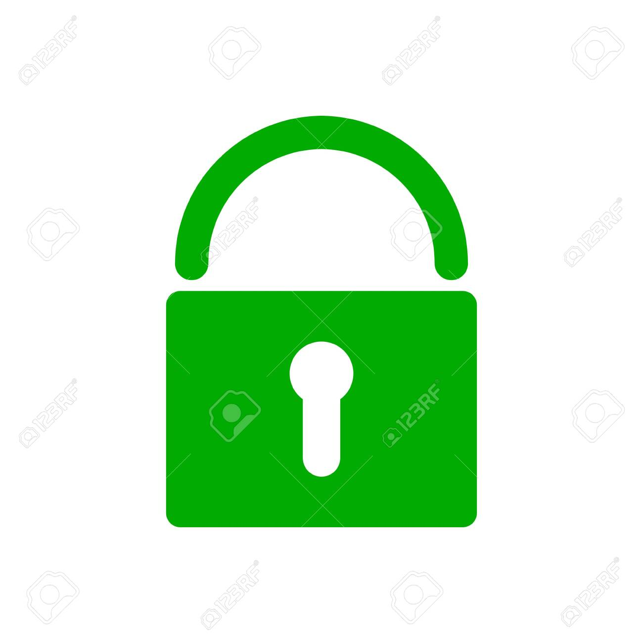 Lock and background - 129905416