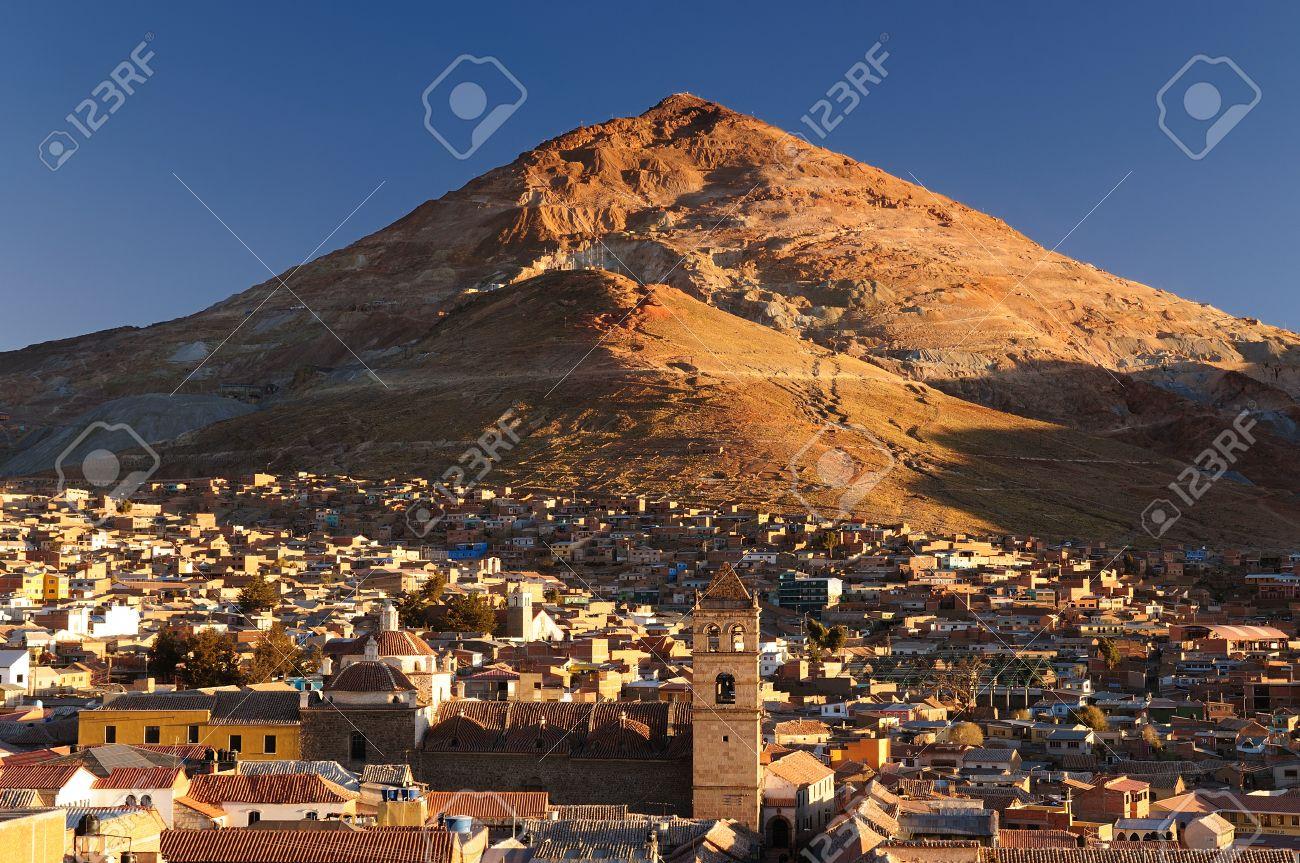 Potosí En Bolivia - El Más Alto Del Mundo S De La Ciudad De Potosí ...