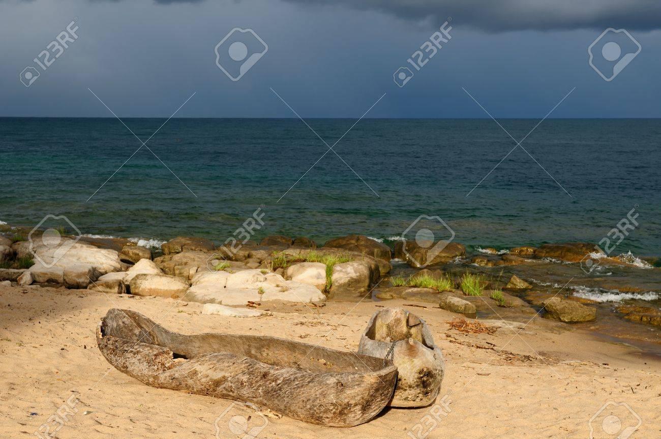 タンザニア、マラウイ湖ニアサは...