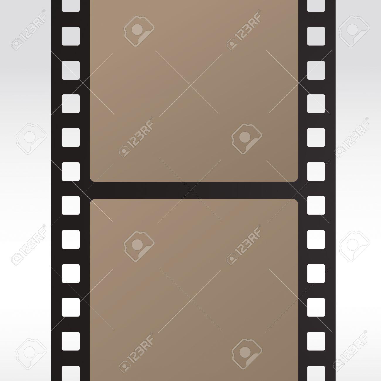 35mm Movie Film Reel Filmstrip Photo Roll Negative Reel Movie