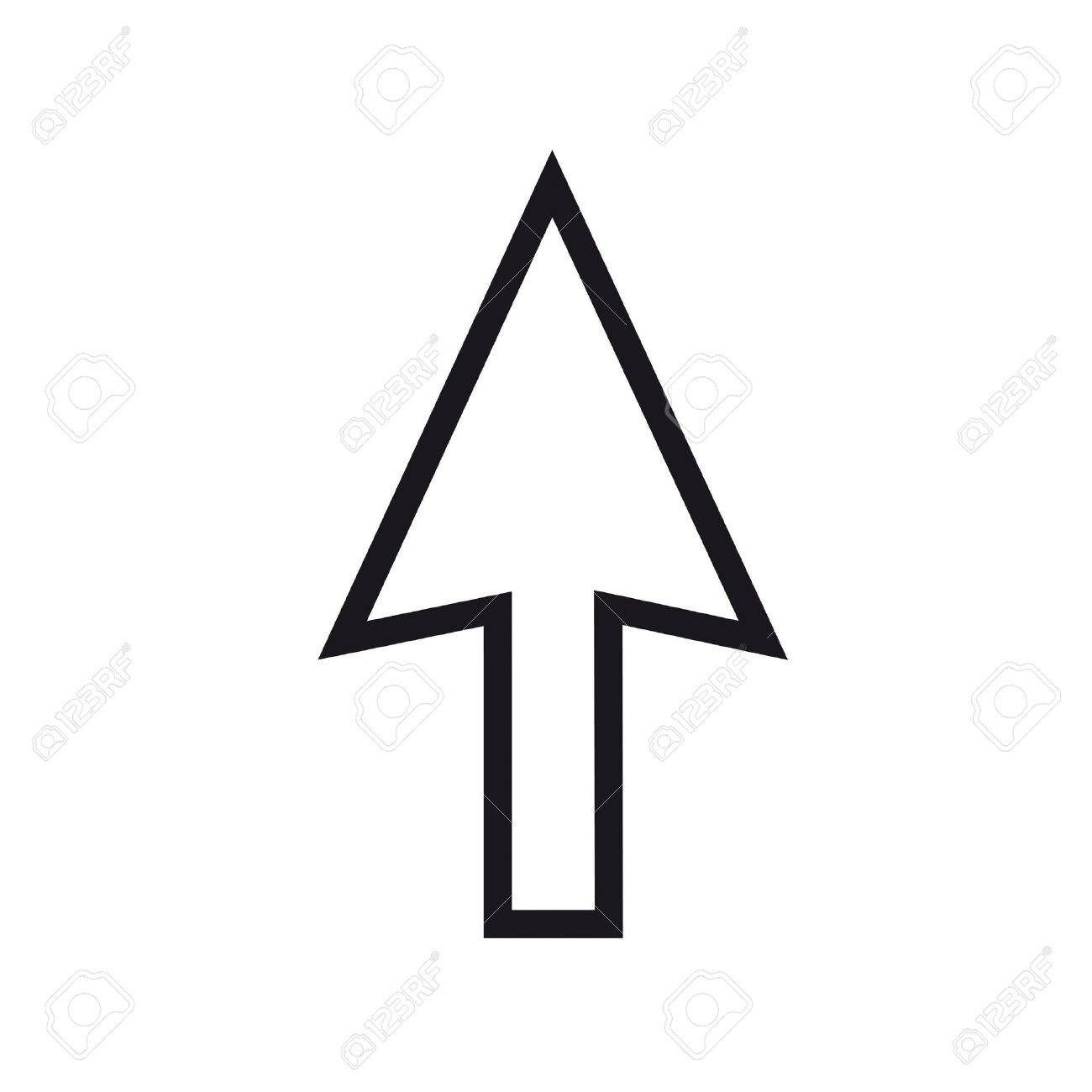 white vector mouse cursor royalty free cliparts vectors and stock rh 123rf com mouse pointer arrow vector mouse pointer arrow vector