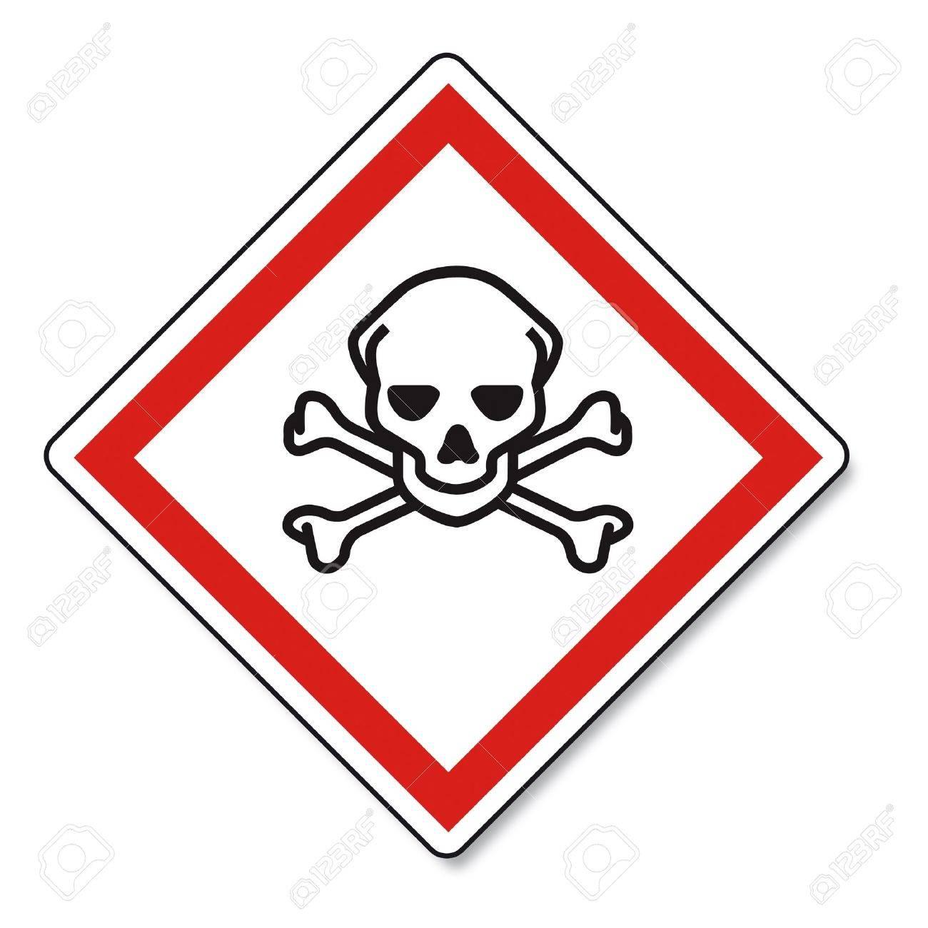 GHS warning danger sign Vektor Stock Vector - 14293040
