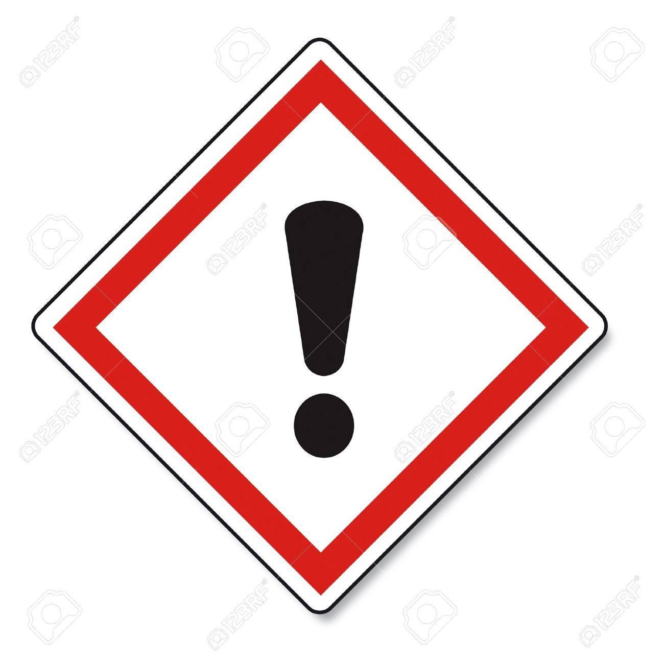 GHS warning danger sign Vektor Stock Vector - 14293033