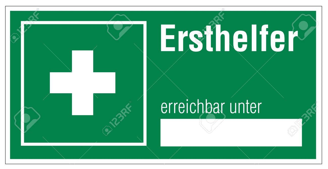 Rescue signs icon exit emergency first aid kit Stock Vector - 14376994