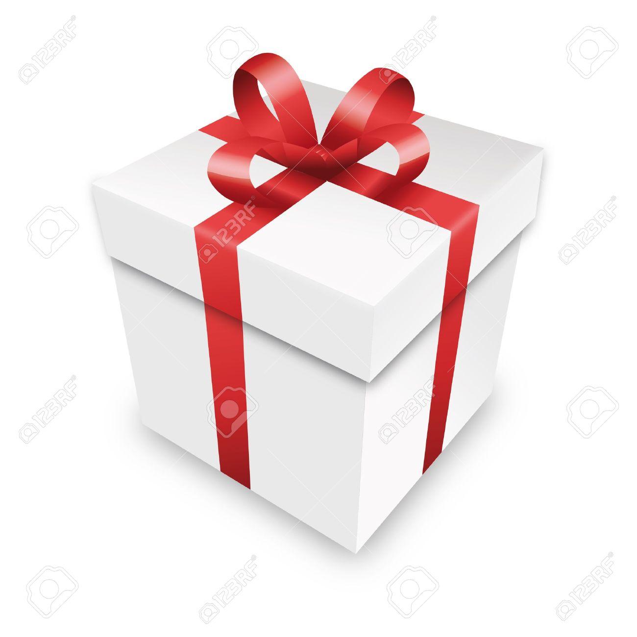Geschenk Paket Gift Box Red Packchen Verpackung Weihnachten