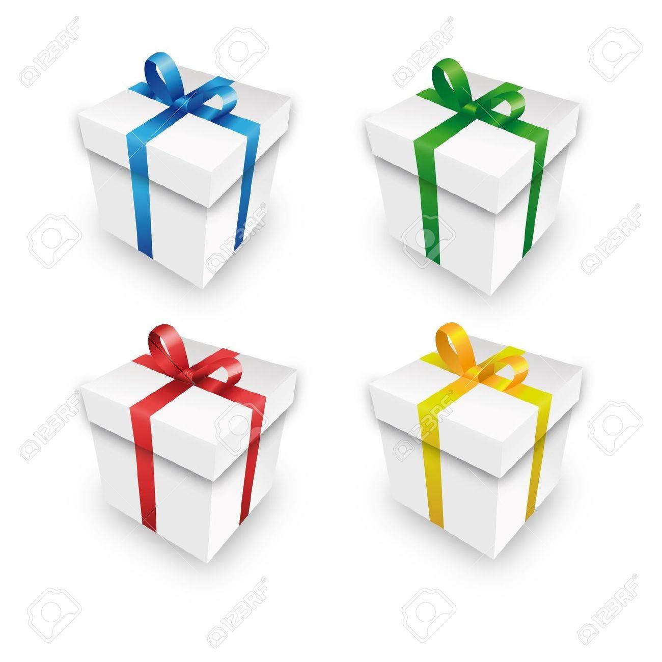 Geschenk Paket Geschenk Box Set Rot Packchen Verpackung Weihnachten