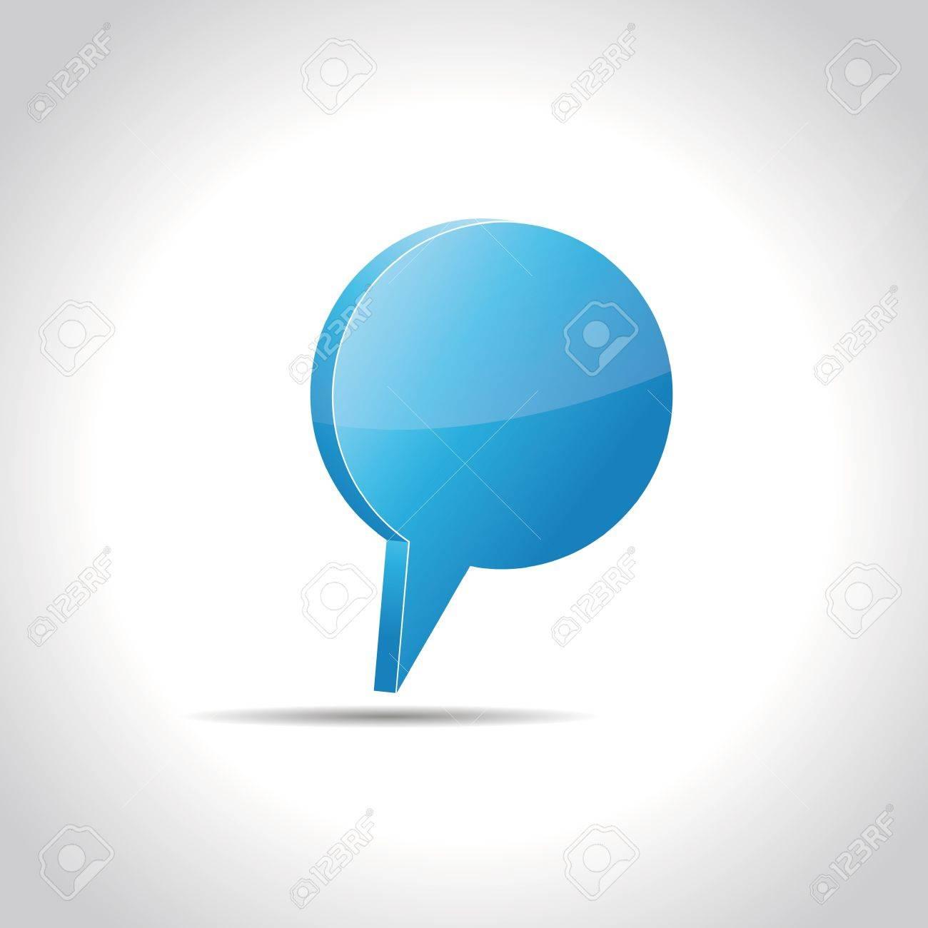 Talking bubble speech bubble thought bubble icon bubble help answer mindmap internet advertising faqs comic Stock Vector - 15362146