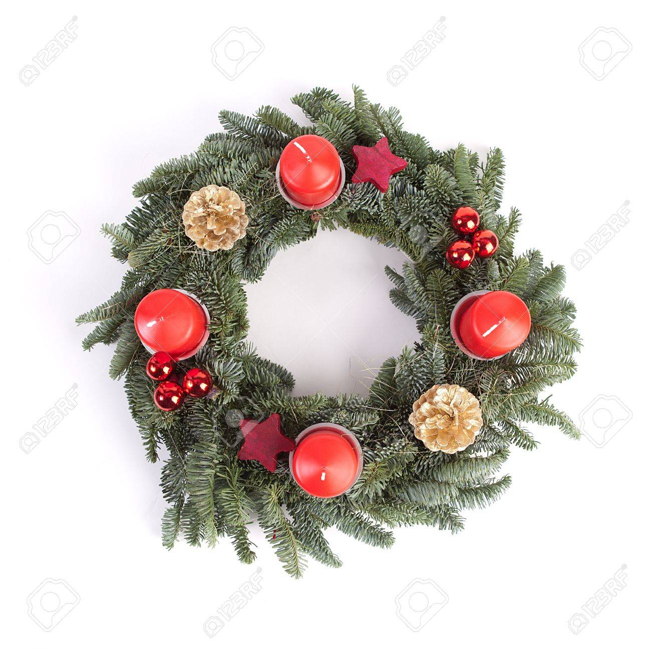 Advent Wreath Decorations Advent Wreath Candles Flame Christmas Decoration Xylophone