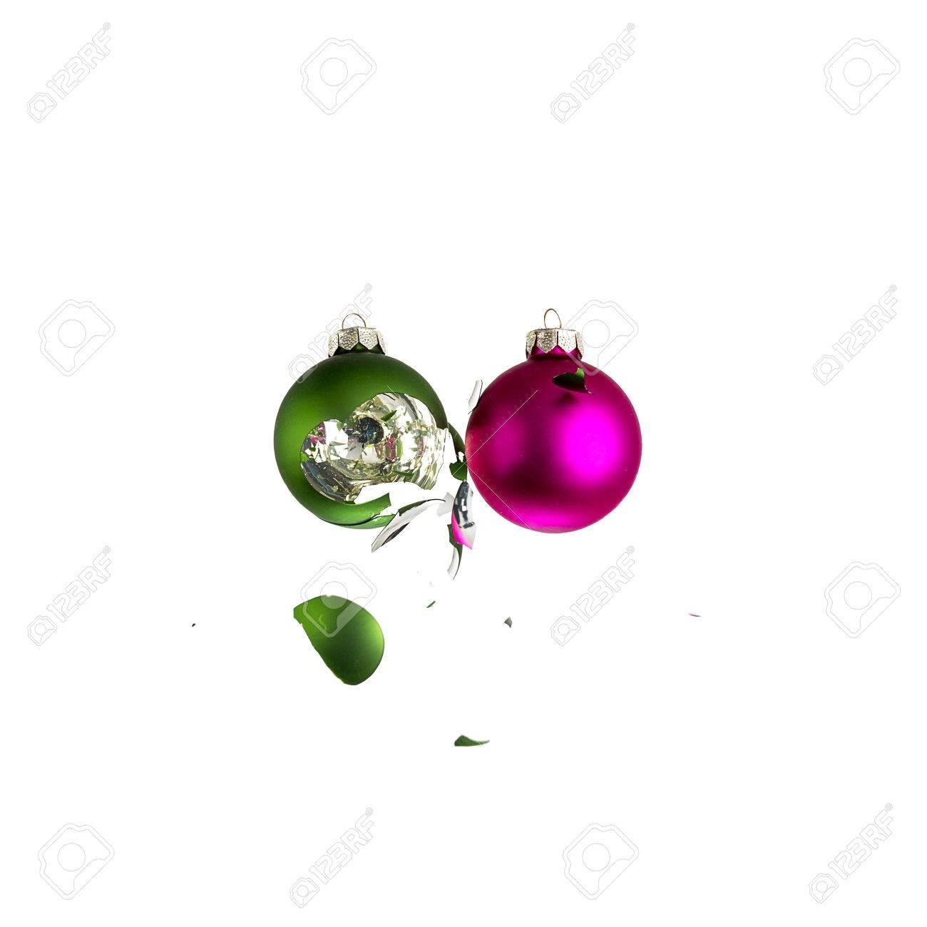 Weihnachtsbaum Explodiert.Stock Photo