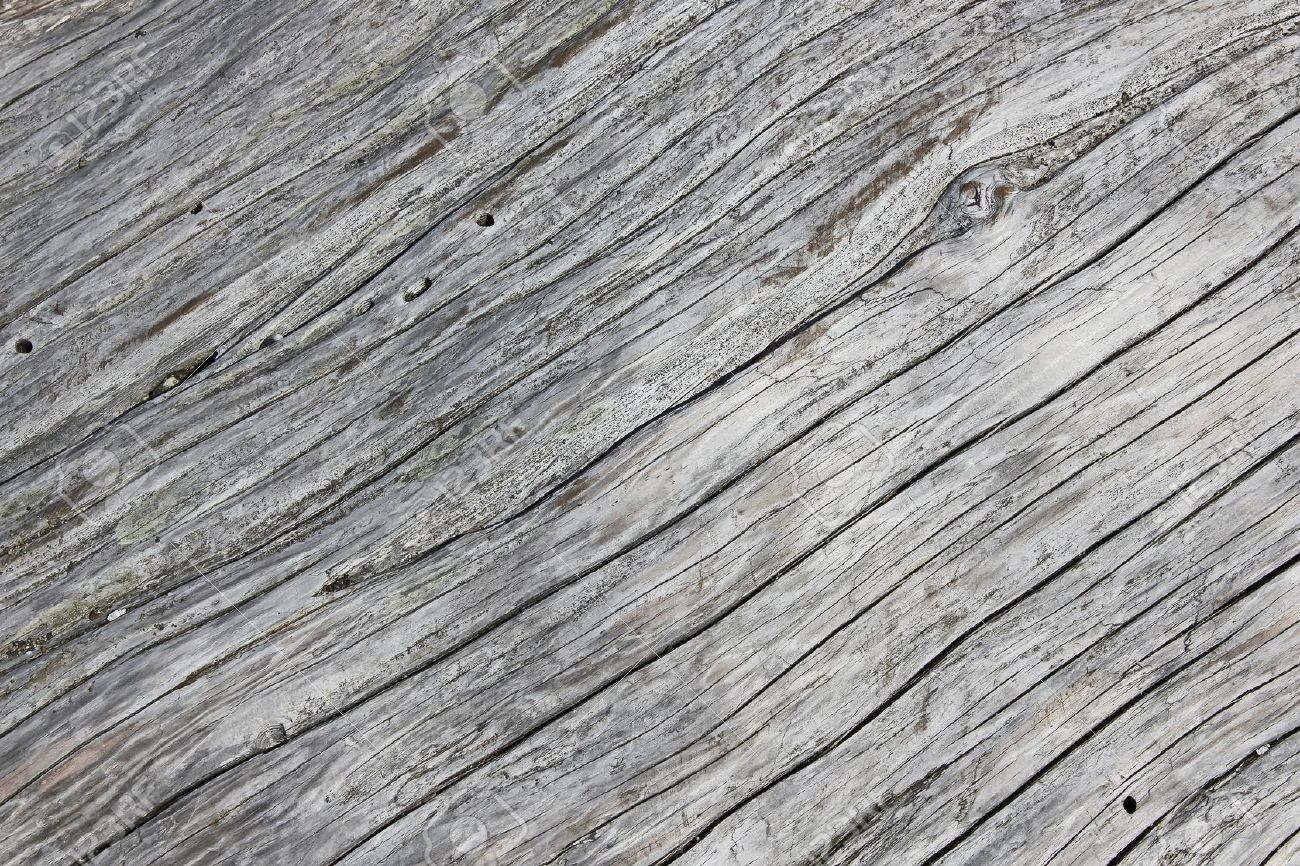 Grey Old Cracked And Pittied Weathered Driftwood Background Stock Photo Picture And Royalty Free Image Image 12342375